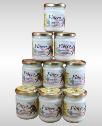 FIOCCO – Crema caprino –